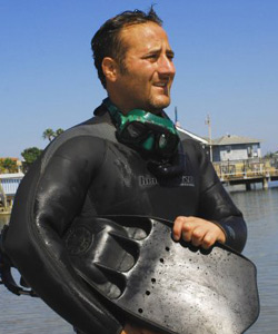 Click to learn more about Mike's scuba adventures